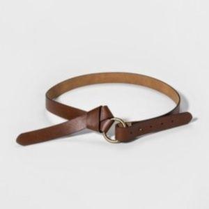 Women's Twist Belt